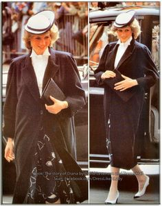 May 30 1984 Charles & Diana visit Chester and Warrington