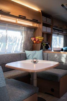 Nähideen für deinen Wohnwagen – inkl. Travel Trailer Decor, Travel Trailer Camping, Camping Car, Fendt Caravan, Caravan Decor, Bmw Autos, Clothing Hacks, Timeless Classic, Outdoor Travel
