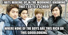Boys Over Flowers #kdramahumor