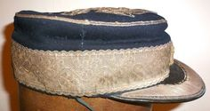 Crimean War Field Officer's Undress Forage Cap - Staffordshire Yeomanry