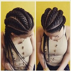 Excellent African Hair Braiding Latest Fashion And Hair On Pinterest Short Hairstyles Gunalazisus