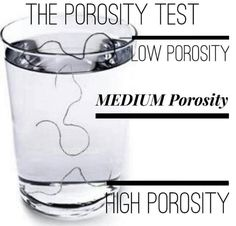 How Hair Porosity Affects Moisture  Read the article here - http://www.blackhairinformation.com/growth/moisturizing/hair-porosity-affects-moisture/