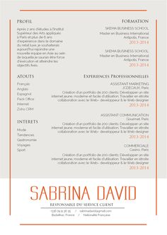 best Creative CV Templates  Download  images on Pinterest   Cv