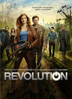 We just watched NBC's Revolution and are very intrigued by it! See what we thought about it here http://renegadechicks.com/a-revolution-is-upon-us/