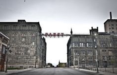 Image of Pabst Brewery, Milwaukee, Wisc.