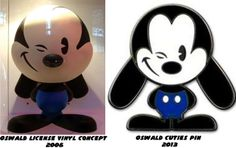 The first new Disney Oswald merchandise...