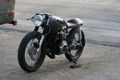 Honda Cafe Racer by Kott Motorcycles