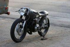 Honda Cafe Racer by Kott Motorcycles