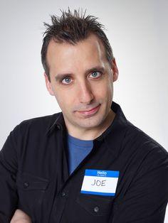 Joe Gatto from the tenderloins/impractical jokers