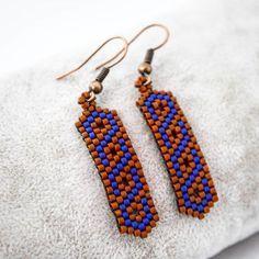 Gökçen bu küpeleri sevdi ☺ #miyuki #miyukiküpe #küpe #takı #instafashion #instastyle #stylish #moda #earrings