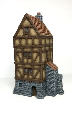 39 Best BATTLESCALE scenic Buildings 10mm scale images in 2019
