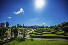 Águas de Pontal: Curitiba conta com mais de oito milhões de metros ...