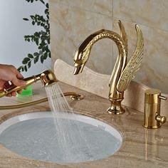 Luxury-Gold-Bath-Faucet-font-b-Swan-b-font-font-b-Bathtub-b-font-Mixer-Taps.jpg (800×800)