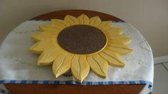 Vintage Sunflower Lazy Susan by SpringintoVintage on Etsy, $11.80