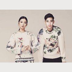 #koreanmodel