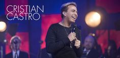 A perennial chart presence since the early '90s, Grammy® Award nominated Mexican pop star and sex symbol Cristian Castro will perform at The Mahaffey Theater Wednesday, Oct. 23 at 7:30 p.m.   http://www.themahaffey.com/show/Cristian-Castro/284