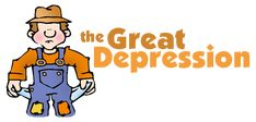 The Great Depression - FREE American History Lesson Plans & Games for Kids