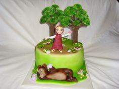 dort Máša a medvěd