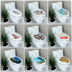 Cheap stickers home decor, Buy Quality stickers home directly from China decoration Suppliers: Sticker WC Pedestal Pan Cover Sticker Toilet Stool Commode Sticker Home Decor Bathroon decor Printed Flower View 3d Sticker, Personalised Wall Stickers, Large Wall Decals, Custom Wall Decals, Removable Wall Stickers, Wall Stickers Home Decor, Bathroom Tile Stickers, Bathroom Decals, Diy Bathroom Decor