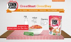 Giving your family a tasty, nourishing and filling breakfast helps set them up for a great day with our range of products. Get your day started with these delicious recipes. Make a great start to have