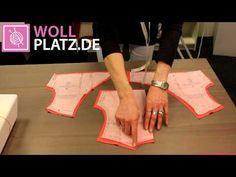 Nähanleitung Kleid mit Schleife - YouTube