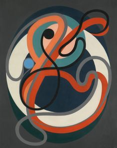 Composition Abstraite (1932) by Auguste Herbin