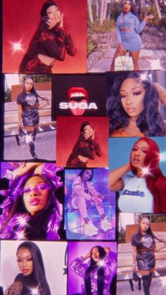 I made this megan thee stallion wallpaper 🤩. If you would like me to make more of these please comment ! Artist Aesthetic, Badass Aesthetic, Black Girl Aesthetic, Aesthetic Photo, Aesthetic Pictures, Rapper Wallpaper Iphone, Rap Wallpaper, Wallpaper Iphone Cute, Screen Wallpaper