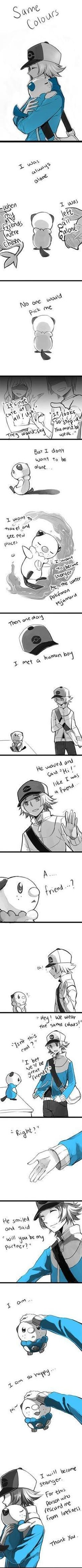 I feel bad because I had my fallout with Pokemon around black and white. <3 My brother has the game so I can play it, but... it won't be the same. lol.