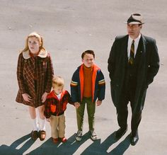 Mad Men. Don and kids