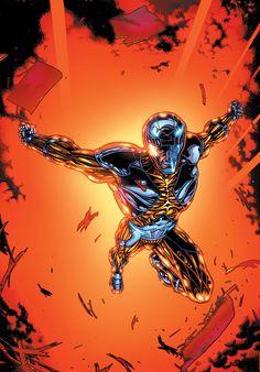 Valiant's X-O MANOWAR #4 Variant Cover