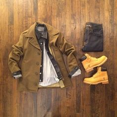 Outfit grid - Autumn days