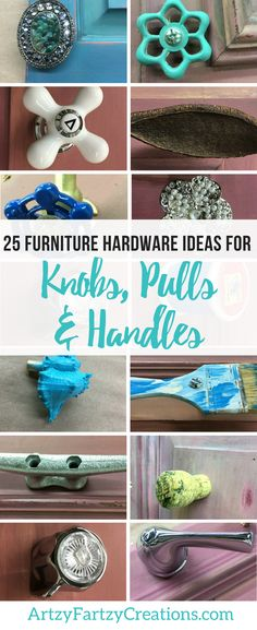 Furniture hardware ideas for knobs. Lls and handles from the unexpected cheryl phan furniture makeover ideas drawer handle ideas drawer pulls. Diy Cabinet Handles, Dresser Drawer Knobs, Kitchen Cabinet Drawers, Kitchen Cabinets, Bathroom Cabinets, Antique Drawer Pulls, Kitchen Drawer Pulls, Drawer Pulls And Knobs, Knobs And Handles