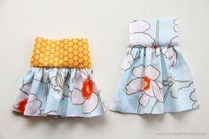Making and Attaching Gathered/Ruffled Fabric