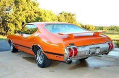 70 Olds 442