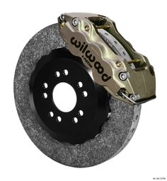 Wilwood's new WCCB Carbon-Ceramic Rotors for the 2005-and-up Ford Mustang | Miscellaneous Blog & Discussions at 5.0 Mustang and Super Fords Magazine