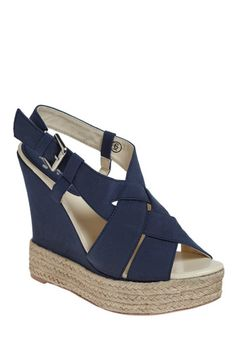 "Modcloth ""Best View in the City Wedge"" Espadrille"