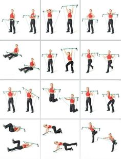 Pilates Workout Routine, Pilates Training, Bar Workout, Gym Workout Videos, Fun Workouts, Wellness Fitness, Physical Fitness, Ballon Pilates, Acupuncture