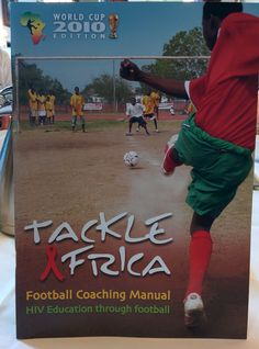 Tackle Africa newsletter