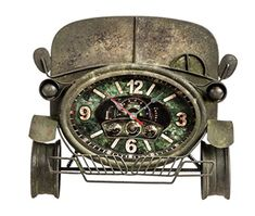 The Jacob - Handmade Rustic Wall Clock from The Barrel Shack * To view further for this item, visit the image link.