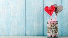 Love Heart Candy Pair - Fondos de pantalla HD, Fondos de escritorio, Imágenes y Wallpapers HD para móvil, tablet y ordenador