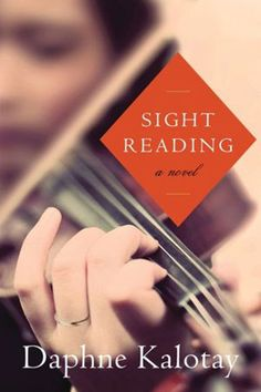 RED HOT BOOK OF THE WEEK: Sight Reading by Daphne Kalotay