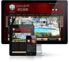 HOTEL HOCINE CONSTANTINE ALGERIE 4 étoiles