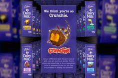 Cadbury Vending Machine Dispenses Chocolate Based On Facebook Profiles - PSFK