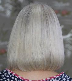50 Gray Hair Styles Trending in 2020 - Hair Adviser Grey Hair Old, Grey Hair Over 50, Long Gray Hair, Short Wavy Hair, Hair Cuts For Over 50, Short Shag, Long Pixie, Grey Hair Styles For Women, Medium Hair Styles