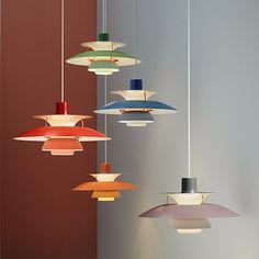 Louis Poulsen – PH5 pendant - design Poul Henningsen