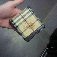 Burberry Mens Wallet
