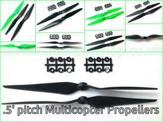 Multicopter Propellers - http://www.unmannedtechshop.co.uk/multi-rotor/propellers.html