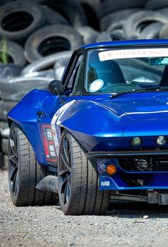 Chevrolet Corvette C2 Pro Touring