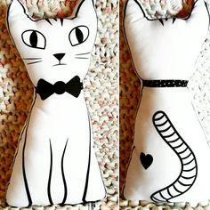 #almohadita #gato