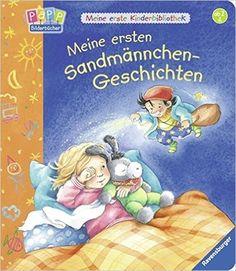 Meine ersten Sandmännchen-Geschichten Meine erste Kinderbibliothek: Amazon.de: Hannelore Dierks, Susanne Szesny: Bücher